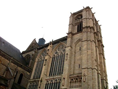 Cathédrale Saint-Julien au Mans