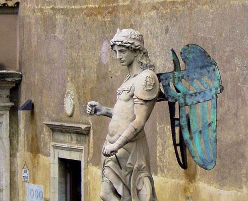 Ange sans ailes