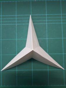 Etoile triangle