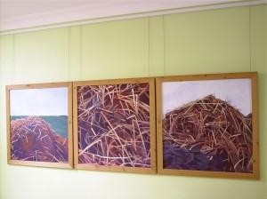 Peintures à l'acrylique