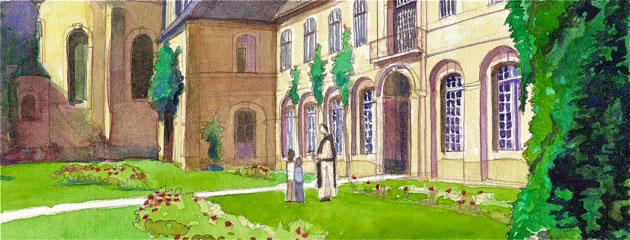 Jardin de l'Abbaye de Valloires