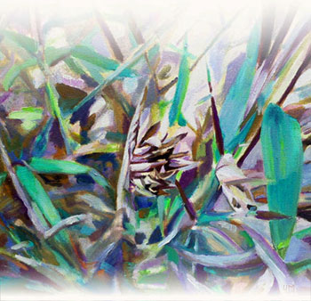 Huile de bambous